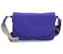 Vintage Mihara Schultertasche violett