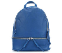Vintage Lotta7 Rucksack blue_blue x