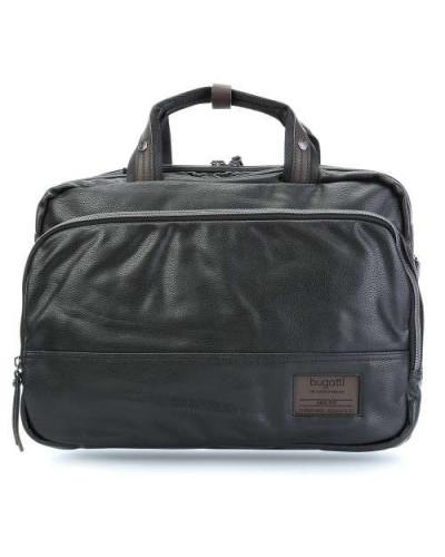 Moto D 15'' Aktentasche mit Laptopfach schwarz