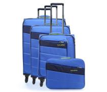 Kite SET Trolley-Set blau