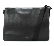Cross Grain Doros 15'' Laptop Messenger schwarz