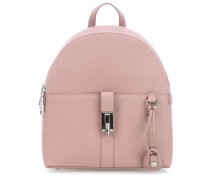 Suzanne Ecoleather Smooth Rucksack altrosa