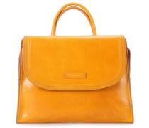 Pearldistrict Handtasche gelb