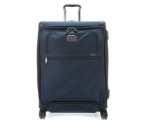 Alpha Ballistic Travel Front Lid Spinner-Trolley mehrfarbig