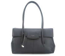 Burnham Beeches Handtasche schwarz