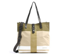 Special Matilde Shopper beige/grün