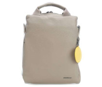 Mellow Leather Rucksack beige