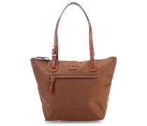 X-Bag Handtasche camel