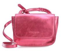 Metall Kawai7V Schultertasche metallic pink