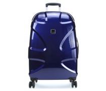 X2 Flash L Spinner-Trolley dunkelblau