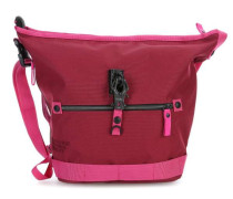 Nylon Roots Small Challenge Shopper pink