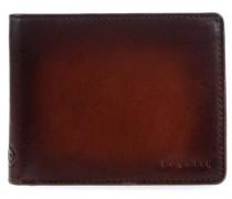 Domus RFID Geldbörse Herren cognac