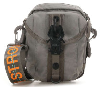 Roots Strong Allnighter 72 Schultertasche taupe