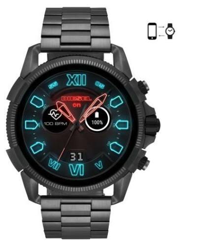 On Full Guard 2.5 Smartwatch schwarz/grau