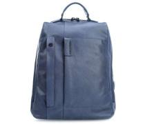 Pulse Plus 14'' Laptop-Rucksack blau