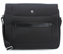 Business Basic 16'' Laptop Messenger schwarz