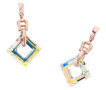 Fashion Colour Rings Ohrringe roségold