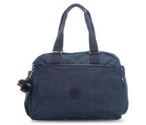 Basic July Bag Weekender blau