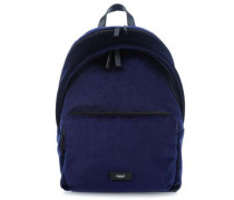 Paddington Velvet Bathurst 14'' Laptop-Rucksack blau