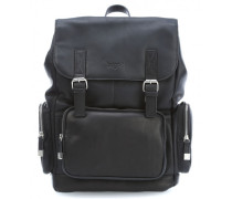 Sartoria 15'' Laptop-Rucksack schwarz