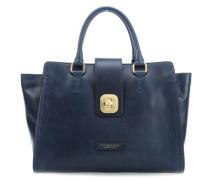 Belleville Handtasche dunkelblau