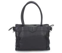 Vintage Gloriett6H Handtasche schwarz