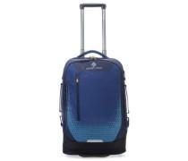 Expanse™ Koffer mit 2 Rollen blau