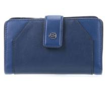 Muse RFID Geldbörse Damen blau