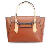 Saint James Handtasche cognac