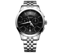 Alliance Chronograph silber