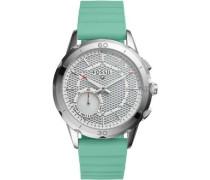 Modern Pursuit Hybrid-Smartwatch silber