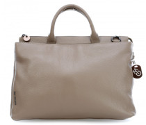 Mellow Leather Handtasche mud