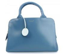 Millbank Handtasche blau