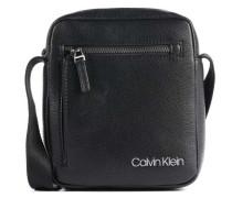 CK QT Pocket Schultertasche schwarz