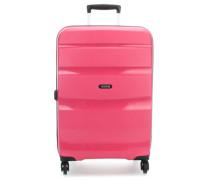 Bon Air 4-Rollen Trolley pink