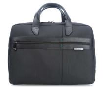 """Formalite 15.6"""" Aktentasche mit Laptopfach schwarz"""