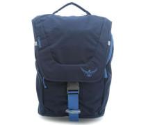 Flap Jill 16'' Rucksack blau