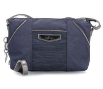 City Art Xs Schultertasche blau metallic