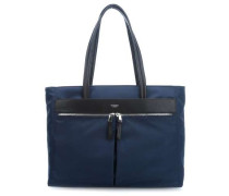 Mayfair Grosvenor Sqare Shopper navy