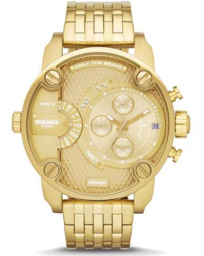 Little Daddy Chronograph gold