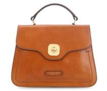 Handtasche cognac