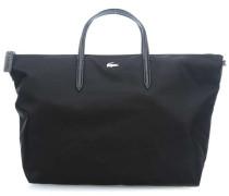 L1212 Nylon Shopper schwarz