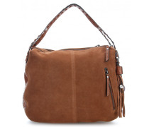The GINA Rockadile Slobs Shopper cognac