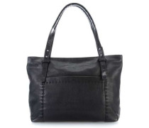 HeaSti Newark Shopper schwarz