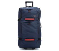Split Roller 110L Rollenreisetasche dunkelblau