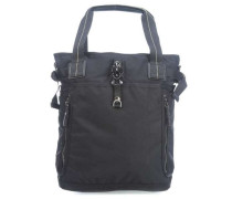 Qukoo Nylon Fire Frei Shopper schwarz