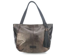 Zipper Louisville Shopper bronze