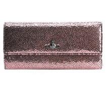 Verona Geldbörse Damen metallic pink