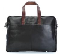 Grinta 15'' Aktentasche mit Laptopfach schwarz