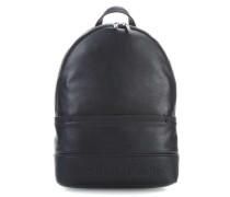 Bennet 15'' Laptop-Rucksack schwarz